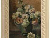 Floral prints custom framed for you by Framed in The Village, Oklahoma City